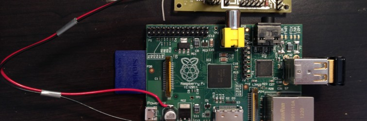 Raspberry Pi as a web server